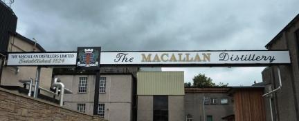 Macallan sign