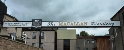 Macallan sign